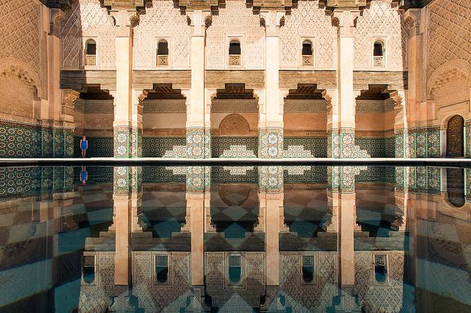 maraquexe marrocos medina