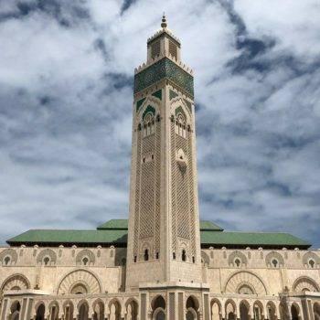 casablanca mesquita marrocos